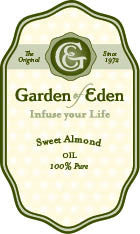 Garden of Eden Sweet Almond Oil