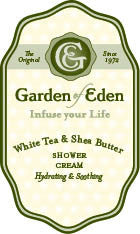Garden of Eden White Tea & Shea Sulfate-Free Ultimate Moisture Shower Cream