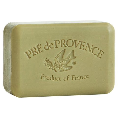 Pre de Provence 250 gm Quad-Milled Soap, Green Tea