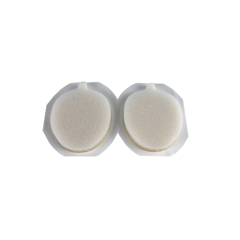 L'Applique Lotion Applicator Refill Pads, Set of 2