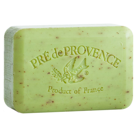 Pre de Provence 250 gm Quad-Milled Soap, Lime Zest