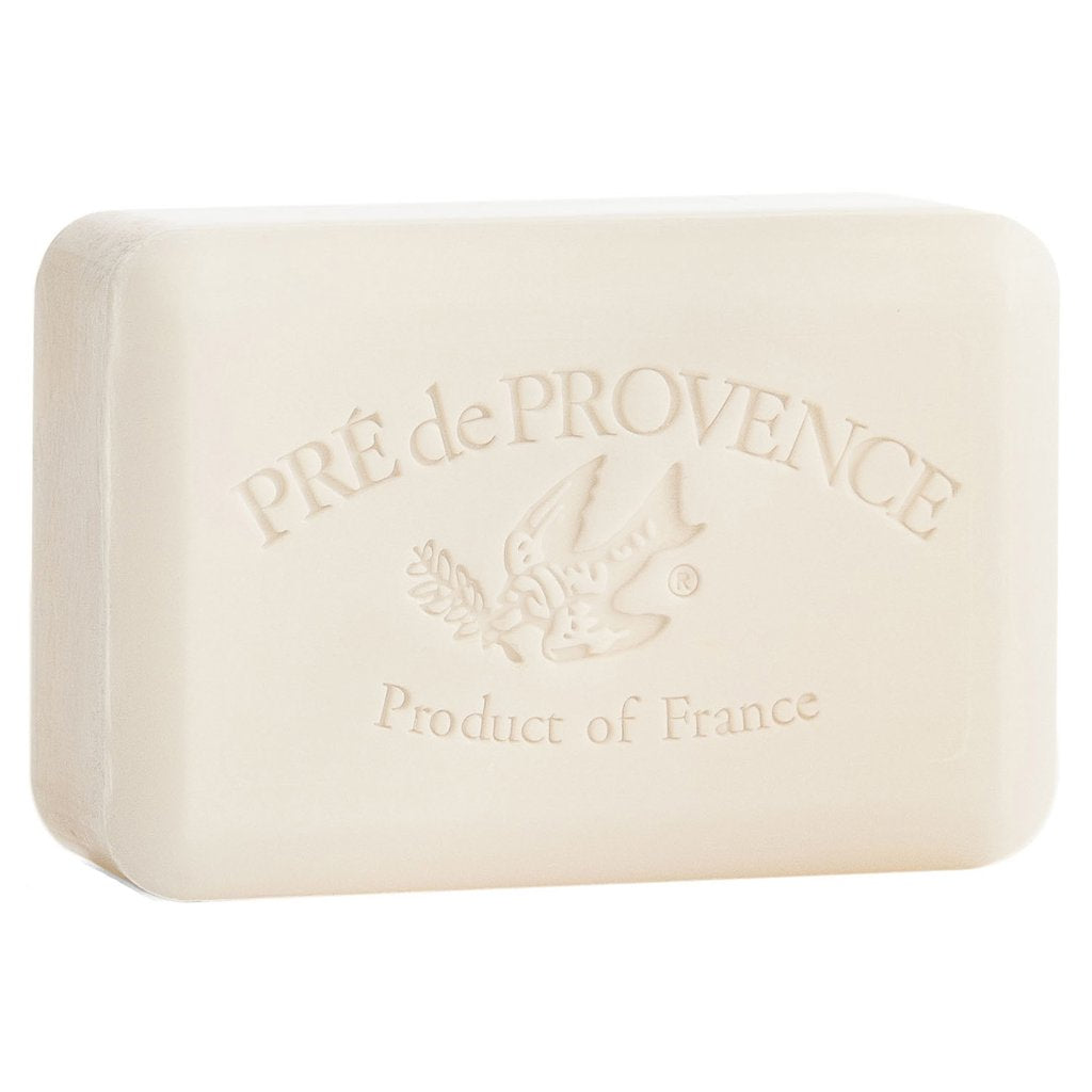 Pre de Provence 250 gm Quad-Milled Soap, Milk