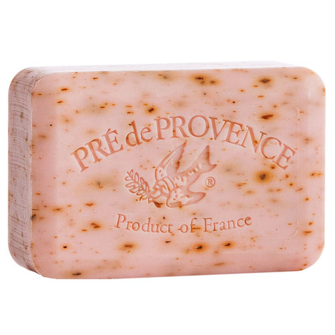 Pre de Provence 250 gm Quad-Milled Soap, Rose Petal