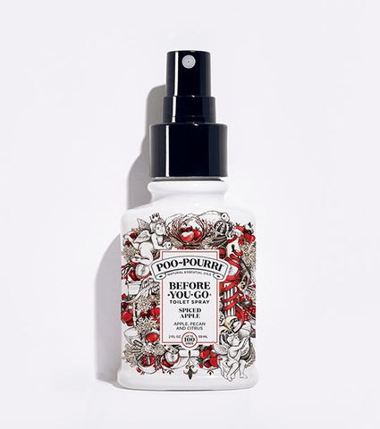 Poo-Pourri Spiced Apple, 2oz