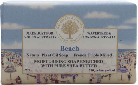 Wavertree & London Beach Bar Soap, 200 gm