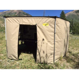Eezi-Awn Bat Awning Wall Set (RV011) - Outback Tents