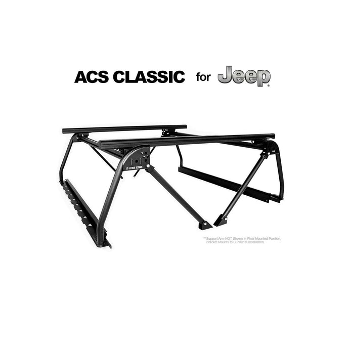 Leitner Designs Active Cargo System - CLASSIC - JEEP (06-0060-M-01-1323) - Outback Tents