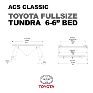 Leitner Designs Active Cargo System - CLASSIC - Toyota - Outback Tents