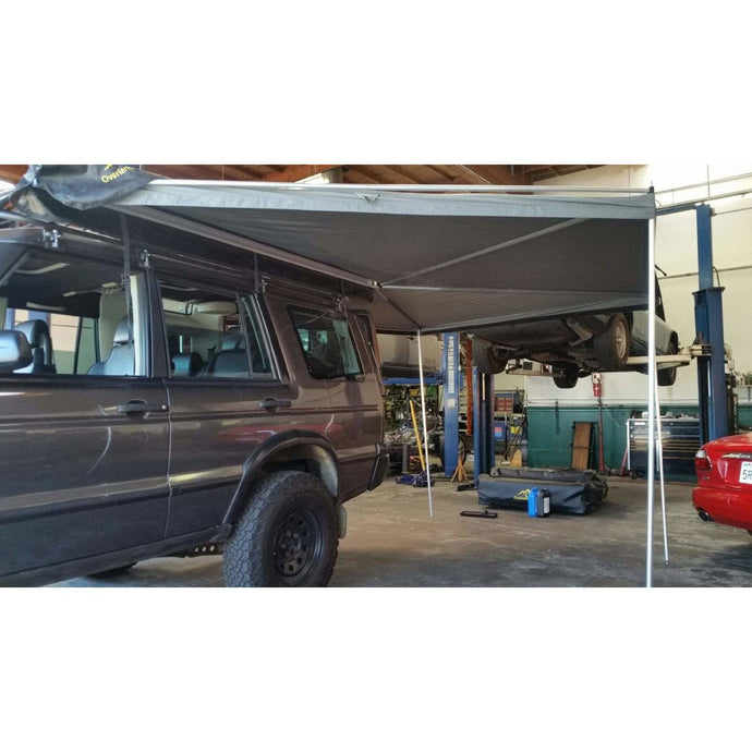 Overland Pros Wraptor 2000 – 270 Degree Vehicle Mounted Awning - Outback Tents