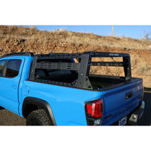 Load image into Gallery viewer, Road Armor Treck Bed Rack System - Overland Rack and Mount Kit - 2005+ Toyota Tacoma - Outback Tents
