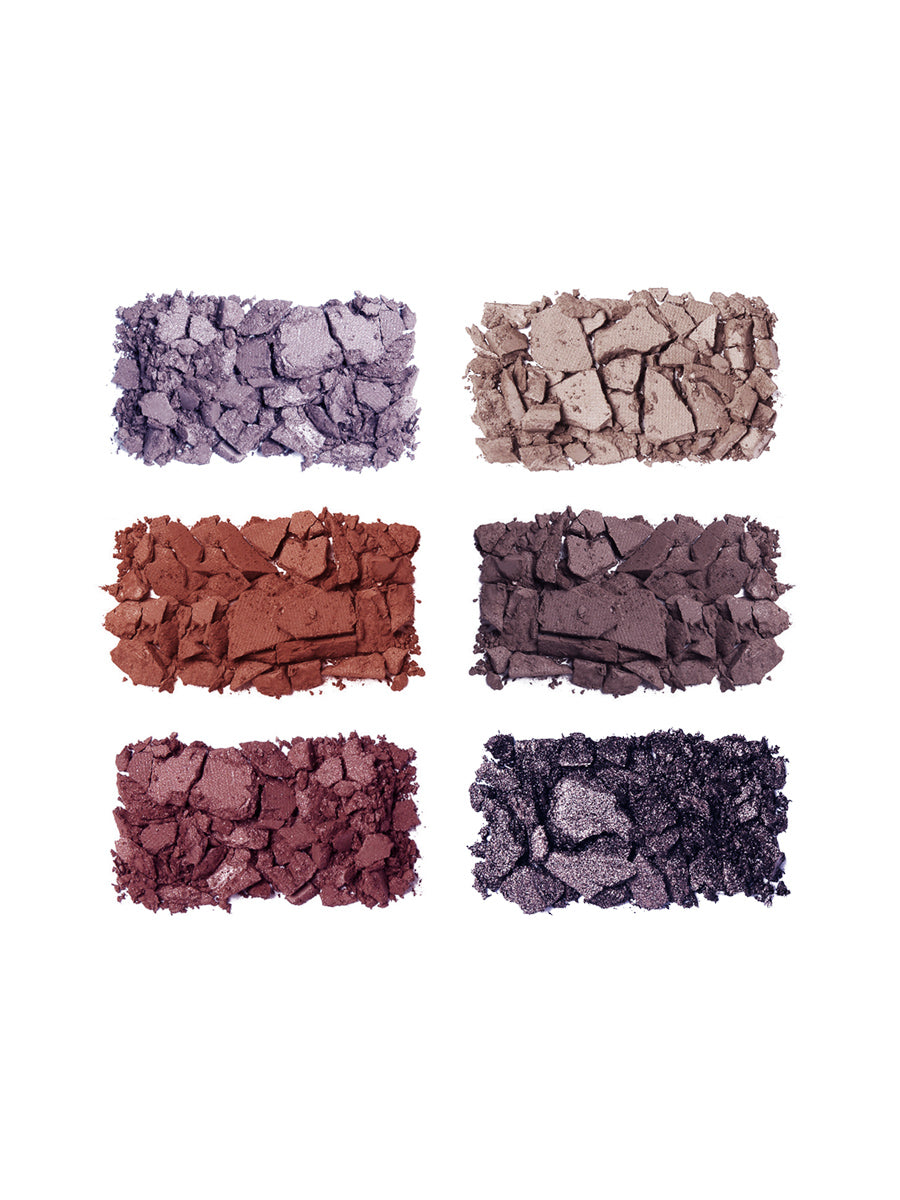 """Stunning"" 6-Pan Shadow Palette (Violets)"