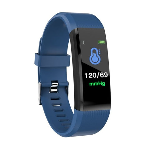 Xercive™ Multi functional Fitness Watch with Heart Rate Monitor - xercive