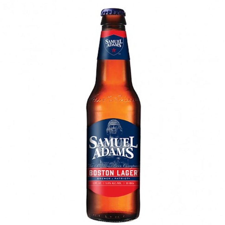 Bière Boston Lager - Brasserie Samuel Adams