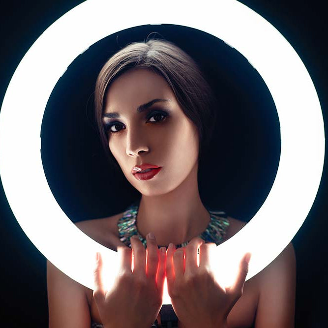 What Size Ring Light is Best?