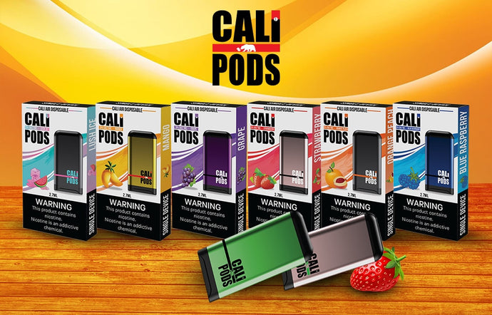 Cali pods Disposable E-Cigs