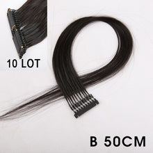 Load image into Gallery viewer, Professional 6D Hair Extension Machine Connectors No-Trace Salon Styling Hair Extension Tools Wig Connector Products Women