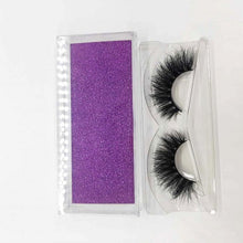Load image into Gallery viewer, Hot selling free shipping 20-22mm natural style 100% mink eyelash strip lash 5D for women
