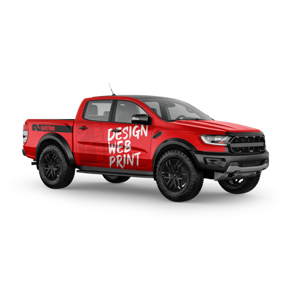 Vehicle Wrap Truck