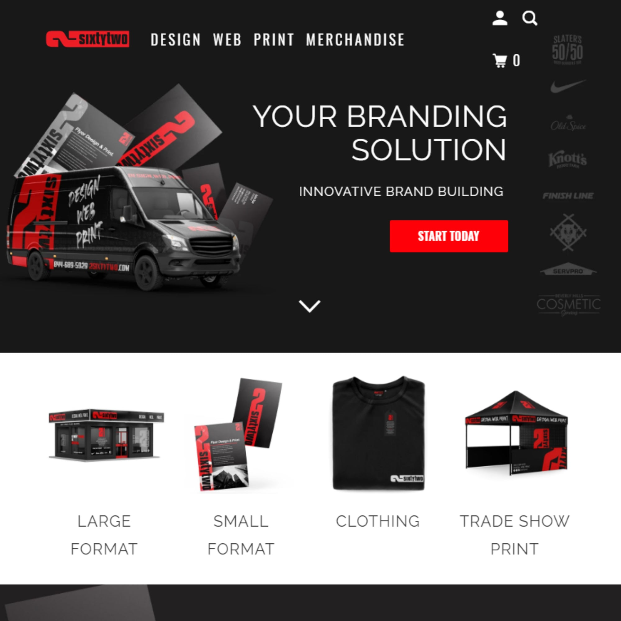 Website Design Tier 4