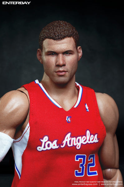 (RM-1045) Real Masterpiece: NBA Collection – Blake Griffin 1/6 scale collectible figurine
