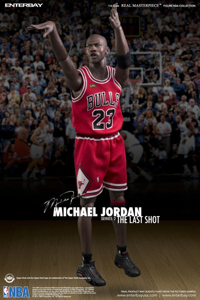 (RM-1058) Real Masterpiece - Michael Jordan Series 2 #23 Road (The Last Shot ) Edition