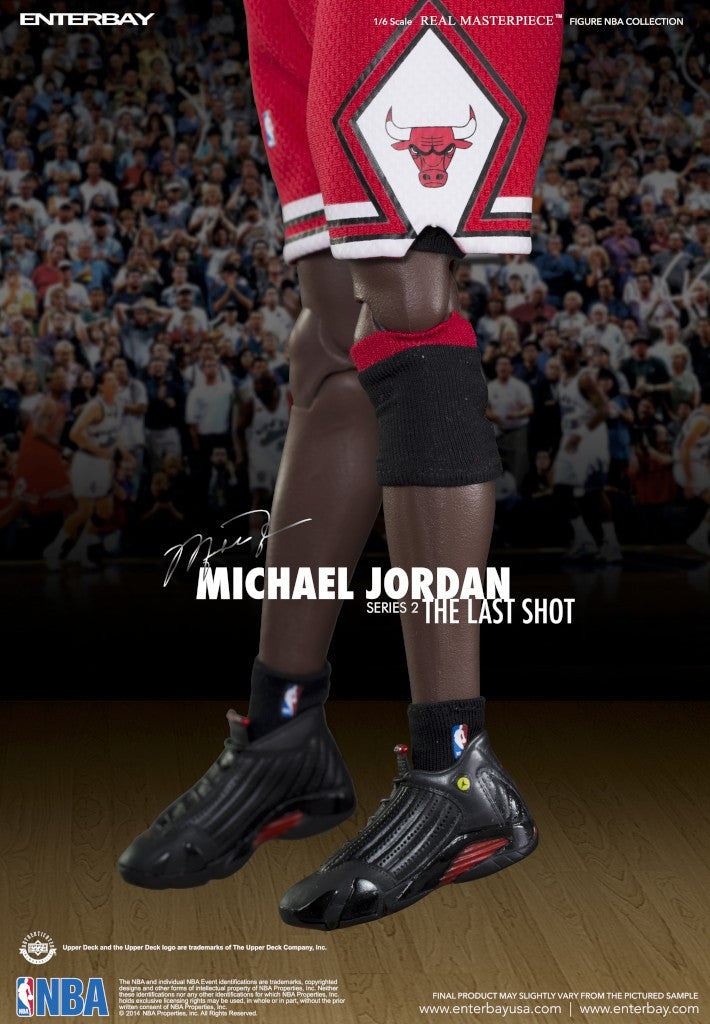 (RM-1058) Real Masterpiece - Michael Jordan Series 2  23 Road (The Last  Shot ) Edition 338e5d360