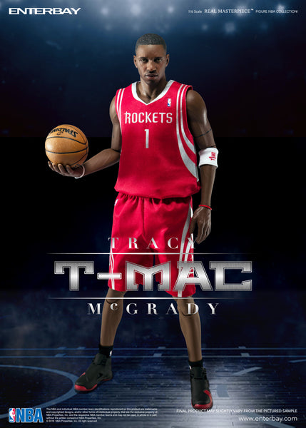 RM-1067 Real Masterpiece: NBA Collection – Tracy McGrady 1/6 scale collectible figurine