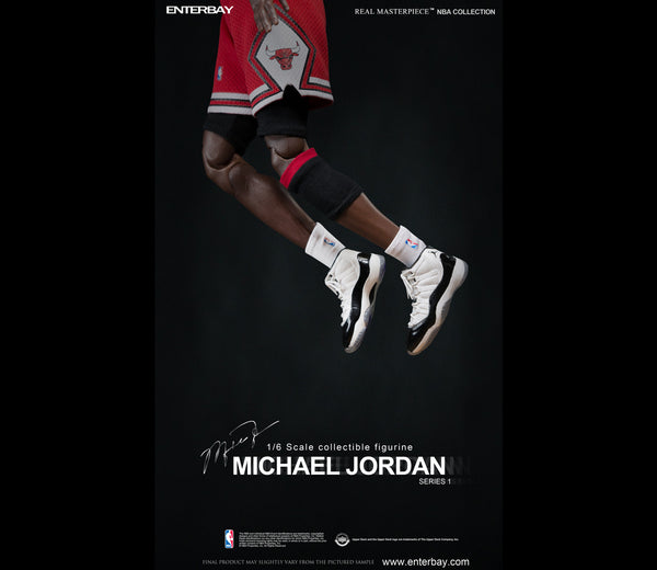 (RM-1042) Michael Jordan #23 (Series 1 Road Edition)