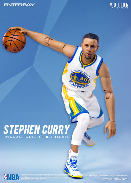 NBA Collection – Stephen Curry 1 9 scale figurine 25243c9ce