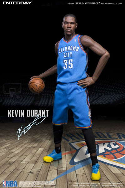 (RM-1048) Real Masterpiece: NBA Collection – NBA Kevin Durant 1/6 scale collectible figurine