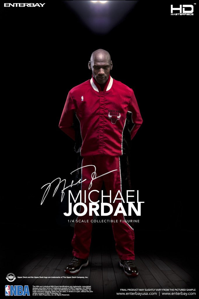 hd1015 14 nba enterbay figurine michael jordan