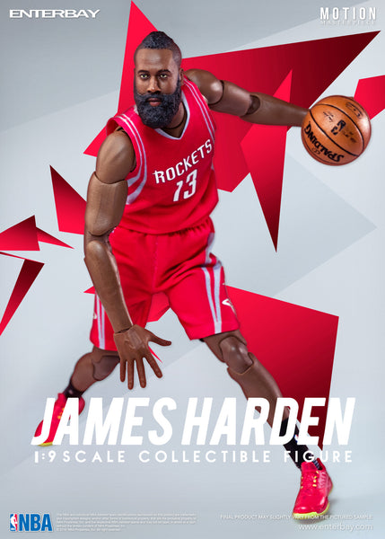 NBA Collection – James Harden 1/9 scale figurine