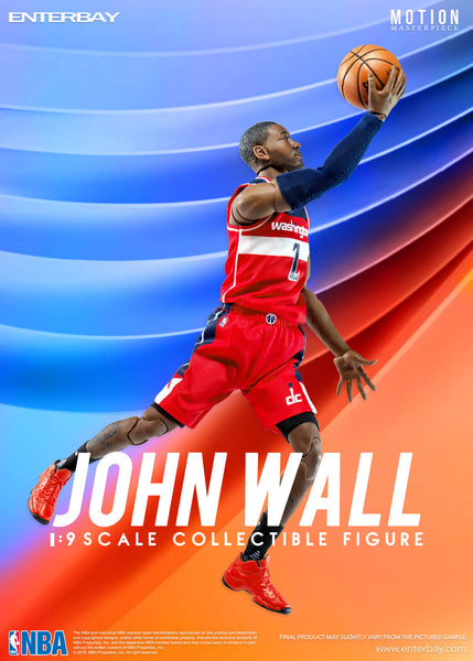NBA Collection – John Wall 1/9 scale figurine