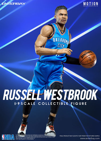 NBA Collection – Russell Westbrook 1/9 scale figurine