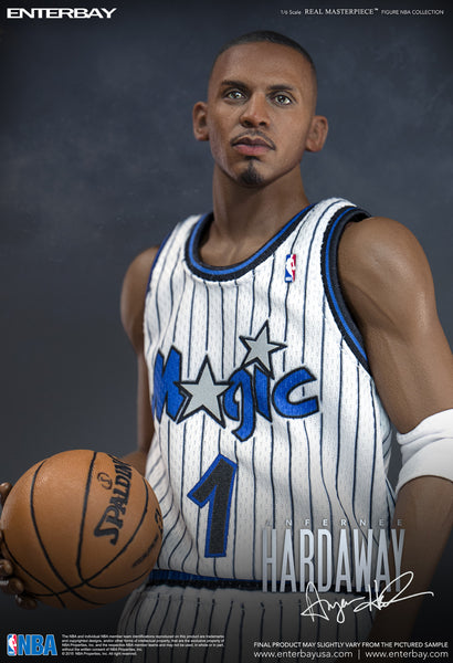 "RM-1068 Real Masterpiece: NBA Collection – Anfernee ""Penny"" Hardaway 1/6 scale collectible figurine"