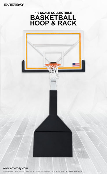NBA Collection – 1/9 scale Basketball Hoop
