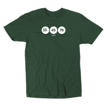Load image into Gallery viewer, 33 & 1/3 Subway Tee