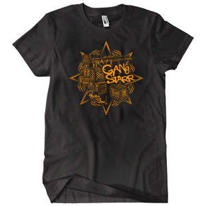 Gang Starr Neon Crates Tee