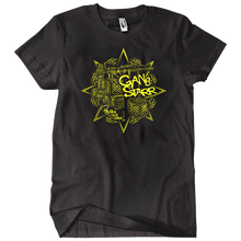 Load image into Gallery viewer, Gang Starr Neon Crates Tee