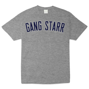 Gang Starr Text Yankees Colorway T-Shirt