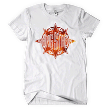Load image into Gallery viewer, Gang Starr Fire Logo Tee