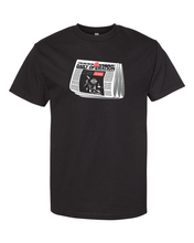 Load image into Gallery viewer, Gang Starr Daily Operation Newspaper Tee