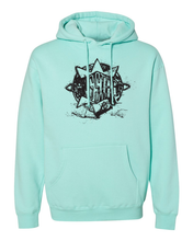 Load image into Gallery viewer, Gang Starr Stencil Hoodie