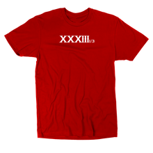 Load image into Gallery viewer, XXXIII & 1/3 Tee