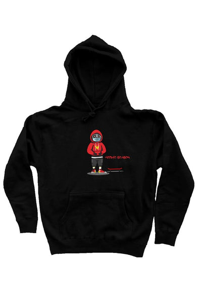 independent heavyweight pullover hoodie