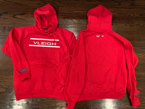VLEIGH CLASSIC HOODIE (Red)