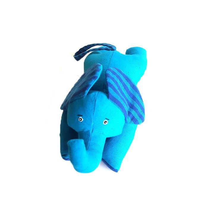 Soft Toy Liya The Aliya - Blue(4557951467562)