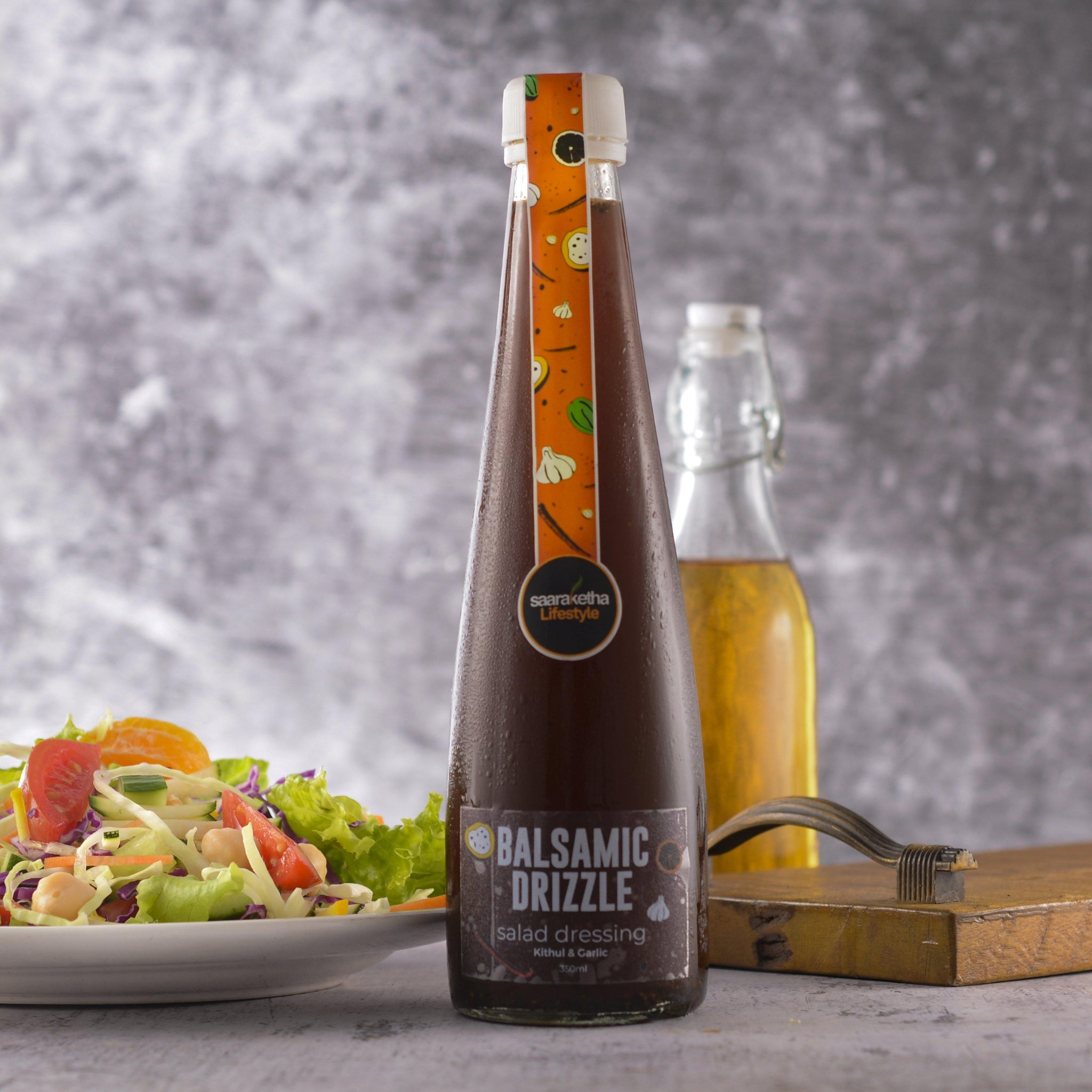 Balsamic Drizzle - Salad Dressing(6255353856173)