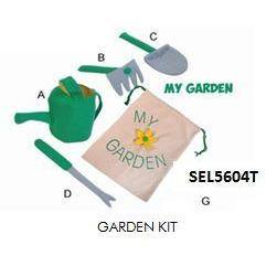 Interactive  Play Set Garden  Kit(4557897859114)