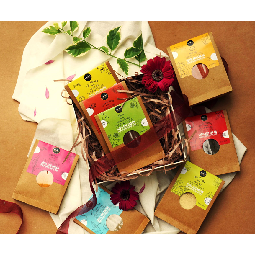 The Curry Mix  - Gift Box(4460771606570)